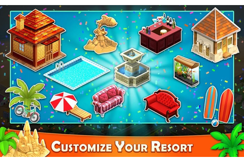 Resort Tycoon - Hotel Simulation Game 7.5 - بازی مدیرتی ...
