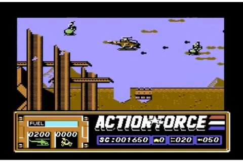 Action Force (Commodore 64) - G.I. Joe Wiki Guide - IGN