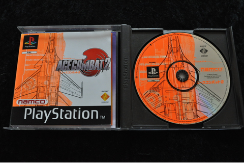 Ace Combat 2 Playstation 1 PS1 - Standaard