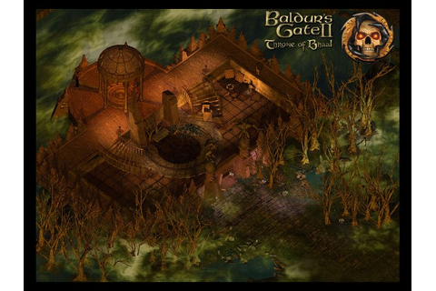My Free Wallpapers - Games Wallpaper : Baldur's Gate II ...