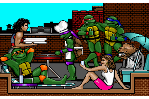 Download Teenage Mutant Ninja Turtles: Manhattan Missions ...