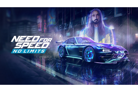 EA teams up with Steve Aoki on Need for Speed: No Limits ...