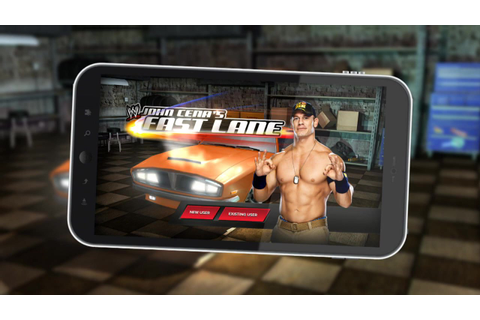 'John Cena's Fast Lane' game available now for FREE on ...