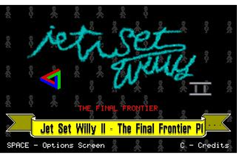 Jet Set Willy II: The Final Frontier Download (2001 Arcade ...