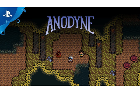 Anodyne Game | PS4 - PlayStation
