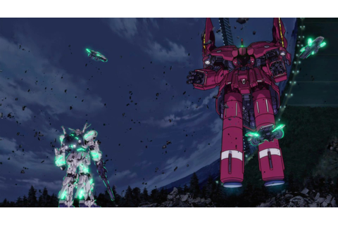 Shinkan Crossing: The End of Mobile Suit Gundam Unicorn