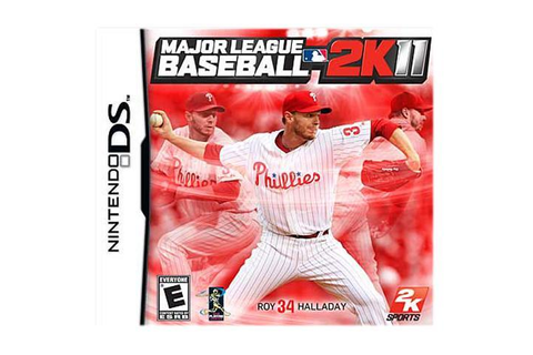 Major League Baseball 2k11 Nintendo DS Game - Newegg.com