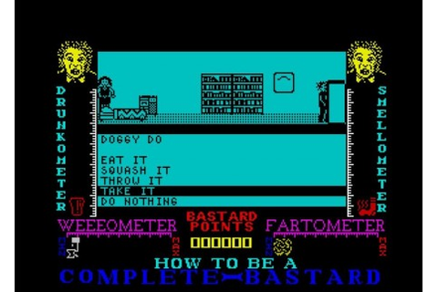 How to be a complete bastard | Retro Gamer