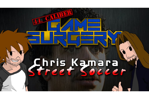44. Caliber Game Surgery - Chris Kamara Street Soccer ...