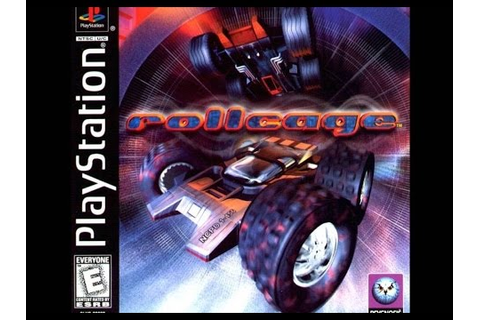 Rollcage (PS1) Game Review - YouTube