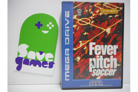 Fever pitch soccer - Save Games