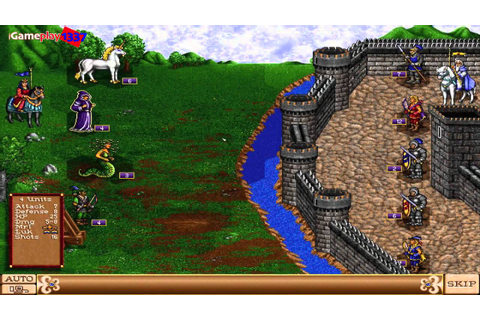 Heroes of Might and Magic II Download - Old Games Download
