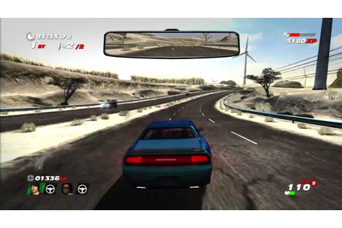 Fast & Furious: Showdown, Xbox 360 Gameplay HD - YouTube