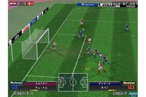 World Soccer Winning Eleven Arcade Game Style (2002) by ...