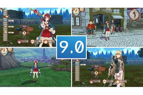 Review: Atelier Sophie: The Alchemist of The Mysterious ...