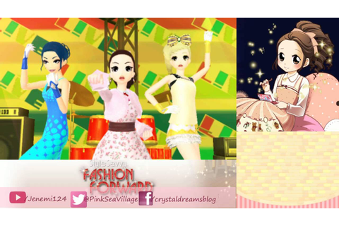 Style Savvy: Fashion Forward - Performing with the ...