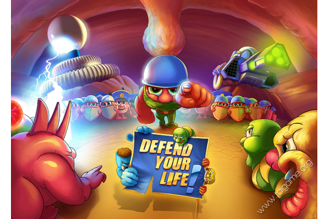 Defend Your Life - Download Free Full Games | Strategy games