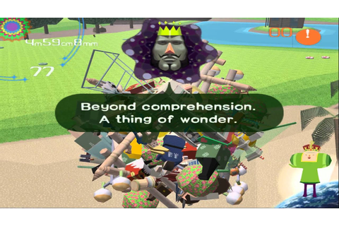 Katamari Damacy Full HD gameplay on PCSX2 - YouTube