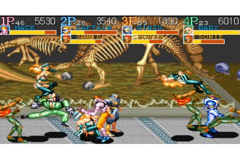 » Captain Commando Screenshot
