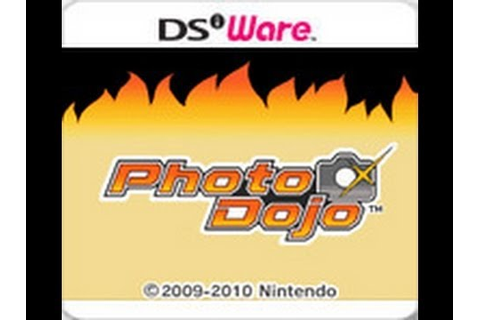 Game & Watch 2013- Photo Dojo DS - YouTube
