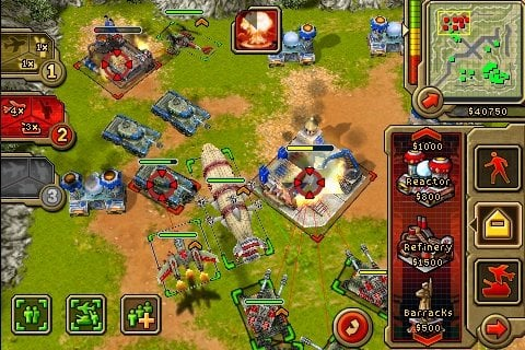 'Command & Conquer Red Alert' Hands-On Preview with Video ...