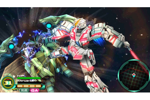 Shinkan Crossing: [PSP] Gundam Memories: Memories of Battle