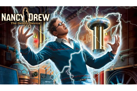 Nancy Drew: The Deadly Device Free Download « IGGGAMES