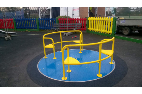 Playground Roundabouts | Yates Playgrounds