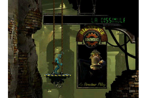 Oddworld : L'Exode d'Abe on Qwant Games