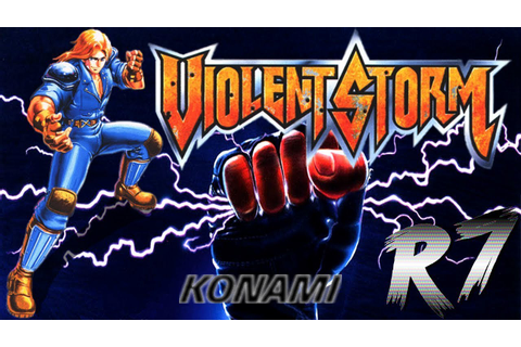 "Retro Gaming ""VIOLENT STORM"" Version ARCADE Full game ..."