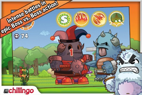 Chillingo's Wackylands Boss now live on the Apple App ...