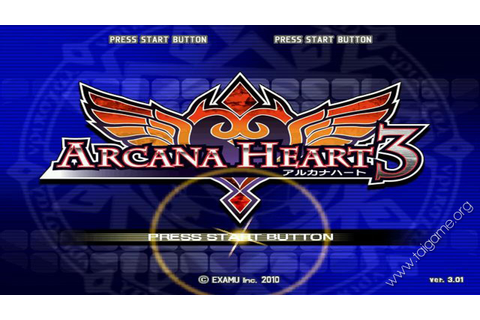 Arcana Heart 3 - Download Free Full Games | Arcade ...
