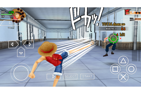 One Piece Romance Dawn (English Patch) ISO Free Download ...