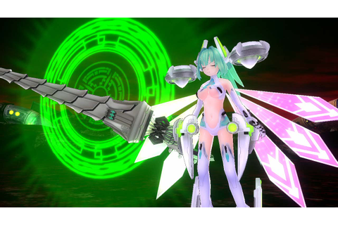 How about some Hyperdimension Neptunia MK2 screenshots to ...