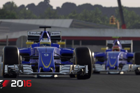 The Making of the Official Formula One Game F1 2016 ...
