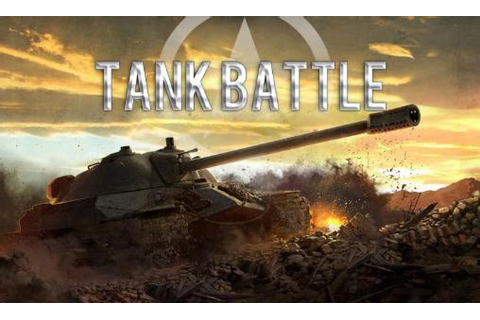 Tank battle 3D. Tank war games for Android - Download APK free