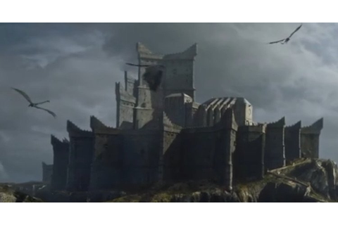 Dragonstone Castle Map: Where Is Daenerys Targaryen From ...