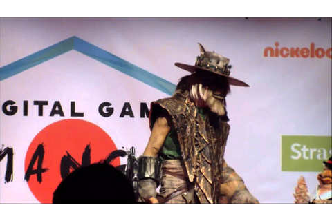 Cosplay Oddworld l'étranger au Digital Game Manga Show de ...