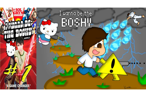 Let's Play - I Wanna Be The Boshy #1 - YouTube