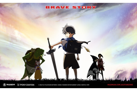 Review: Brave Story | El Sijo's Blog