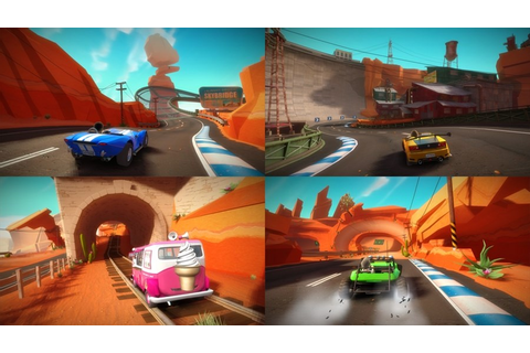 Joy Ride Turbo News, Achievements, Screenshots and Trailers