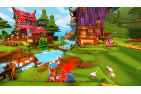 Fairytale Fights review Xbox360