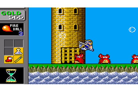 Classic Games: Wonder Boy in Monster Land - Doccy darko