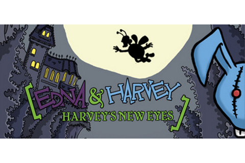 Edna and Harvey: Harvey's New Eyes on Qwant Games