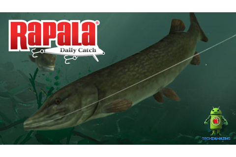 Rapala Fishing - Daily Catch Gameplay - iOS/Android - YouTube