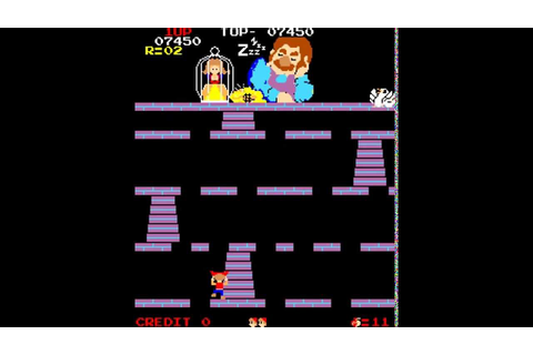 Arcade Game: Jack the Giantkiller (1982 Cinematronics ...