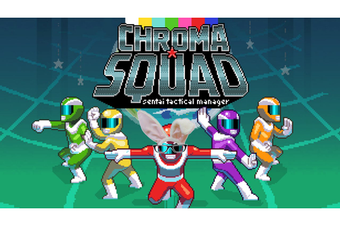 Indie Game of the Week - Chroma Squad - YouTube