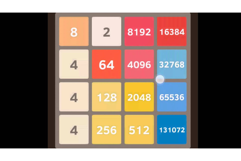 The Highest Score and Tile in 2048 and The End of the Game ...