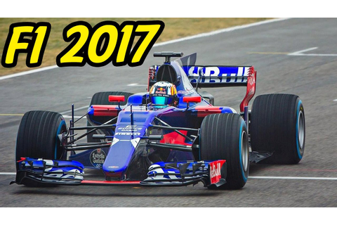 F1 2017 Game Early Testing Discussion: General Feel and ...
