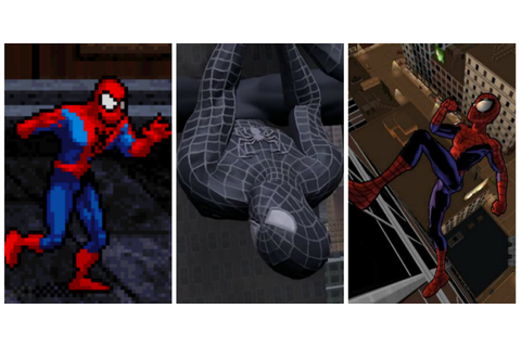 Every Spider-Man Video Game, Ranked | Screen Rant